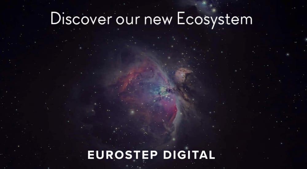 Eurostep Digital platform - new ecosystem
